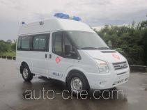 上元牌GDY5031XJHV5型救护车