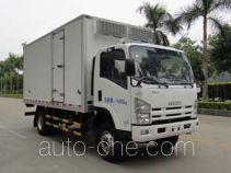 上元牌GDY5070XLCQS型冷藏车