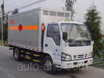 Shangyuan GDY5070XMQLP coal gas transport truck