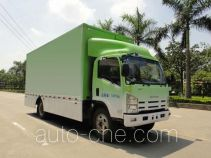 Shangyuan GDY5082XWTQM mobile stage van truck
