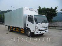 Shangyuan GDY5101XYKQP wing van truck