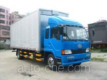 Shangyuan GDY5120XYKL5 wing van truck