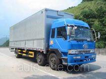 Shangyuan GDY5210XYK wing van truck