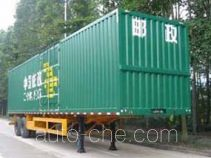 Shangyuan GDY9291XYZ postal van trailer