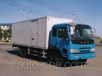 天际牌GF5081XXYPK2L2型厢式运输车