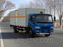 天际牌GF5120XQYPK2L5EA80-3型爆破器材运输车