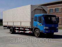 天际牌GF5120XYKPK2L5EA80-3型翼开启厢式运输车