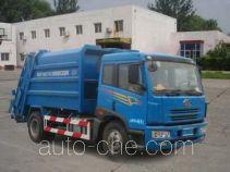 天际牌GF5160ZYSC3型压缩式垃圾运输车