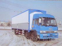 天际牌GF5200XYKP4K2L11T3型翼开式厢式运输车