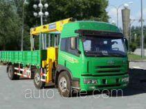 天际牌GF5250JSQ型随车起重运输车