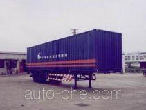 Guangzheng GJC9220XXY полуприцеп фургон