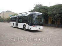 桂林牌GL6108HEVN1型混合动力城市客车