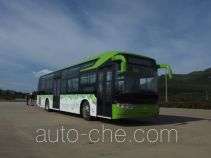 桂林牌GL6121PHEV型混合动力城市客车
