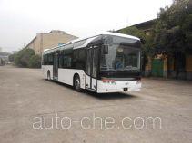 桂林牌GL6122HEVN1型混合动力城市客车