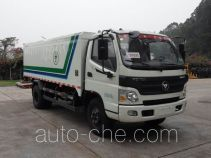 Guanghe GR5080XTY sealed garbage container truck