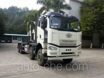 Guanghe GR5310ZXX detachable body garbage truck