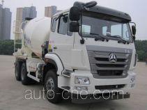 Gesaike GSK5250GJB concrete mixer truck