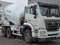 GEMC GSK5250GJB5 concrete mixer truck