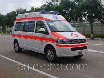 广通牌GTQ5030XJH2型救护车