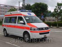 广通牌GTQ5030XJH4型救护车