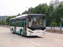 广通牌GTQ6101HEVN5型混合动力城市客车