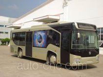 广通牌GTQ6107HESG型混合动力城市客车