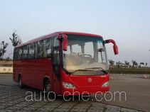 Large luxury tourist coach bus