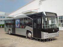 广通牌GTQ6117HEWG型混合动力城市客车