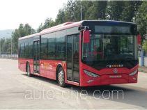 广通牌GTQ6121BEVB5型纯电动城市客车