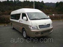 广通牌GTQ6603BEV1型纯电动客车