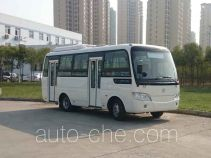 广通牌GTQ6662BEVB1型纯电动城市客车