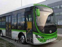 广通牌GTQ6801BEVB2型纯电动城市客车