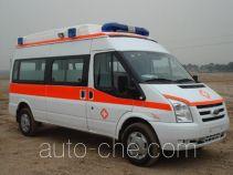 金徽牌GTZ5030XJH-F型救护车