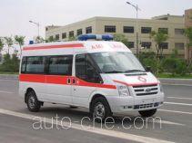 金徽牌GTZ5031XJH-F型救护车