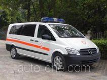 金徽牌GTZ5031XJH-V型救护车