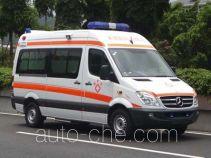 金徽牌GTZ5040XJH型救护车