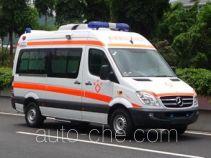 金徽牌GTZ5040XJH-3H型救护车