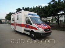 Guangke GTZ5050XJH ambulance