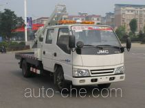 Shaohua GXZ5050TQX highway guardrail repair truck