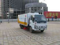 Shaohua GXZ5070TXS street sweeper truck
