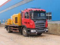 Shaohua GXZ5120THB бетононасос на базе грузового автомобиля