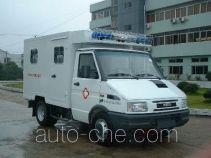 航天牌GY5041XJH型急救车