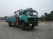 Karuite GYC5161JSQ truck mounted loader crane