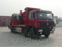 Karuite GYC5270TYD liquid nitrogen operations truck