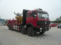Karuite GYC5301TYL105 fracturing truck