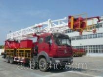 Karuite GYC5310TXJ700DB well-workover rig truck