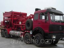 Karuite GYC5310TYL105 fracturing truck