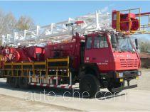 Karuite GYC5342TXJ900 well-workover rig truck