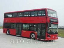 GAC GZ6100LSEV electric double decker city bus