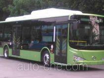 广汽牌GZ6120LGEV2型纯电动城市客车